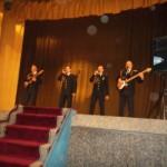 Фото выступления ансамбля песни и пляски ФСБ