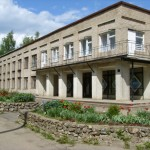 Фото здания техникума