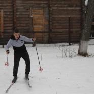 2 фото Лыжный кросс