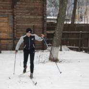 3 фото Лыжный кросс