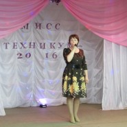 2 фото к Мисс техникум - 2016
