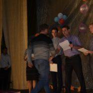 3 фото вручения дипломов