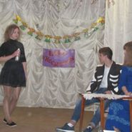 4 фото театрализованного представления