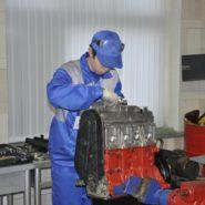 1 фото второго дня соревнований по компетенции «Ремонт и обслуживание легковых автомобилей»