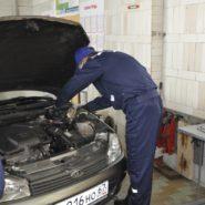 7 фото второго дня соревнований по компетенции «Ремонт и обслуживание легковых автомобилей»