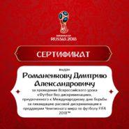 2 сертификат Романенко Д.А.