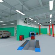 Ремонт и обслуживание легковых автомобилей 2